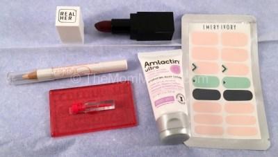 Beauty Box 5 October Goodies