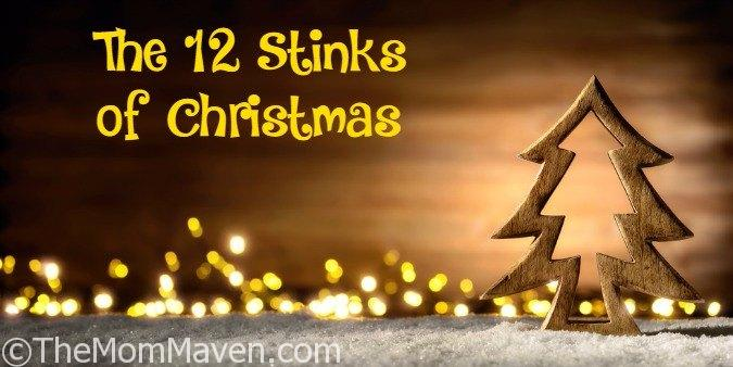 Let Febreze take care of the 12 stinks of Christmas