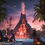 Sneak Peek at Universal's Volcano Bay