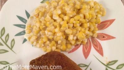 Smooth and Creamy Crockpot Creamed Corn