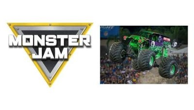 Monster Jam 2017 is Headed to Tampa-Ticket Giveaway