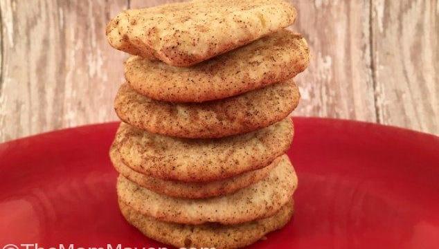 Simple Snickerdoodles Cookie Recipe