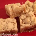 Caramel Butter Bars
