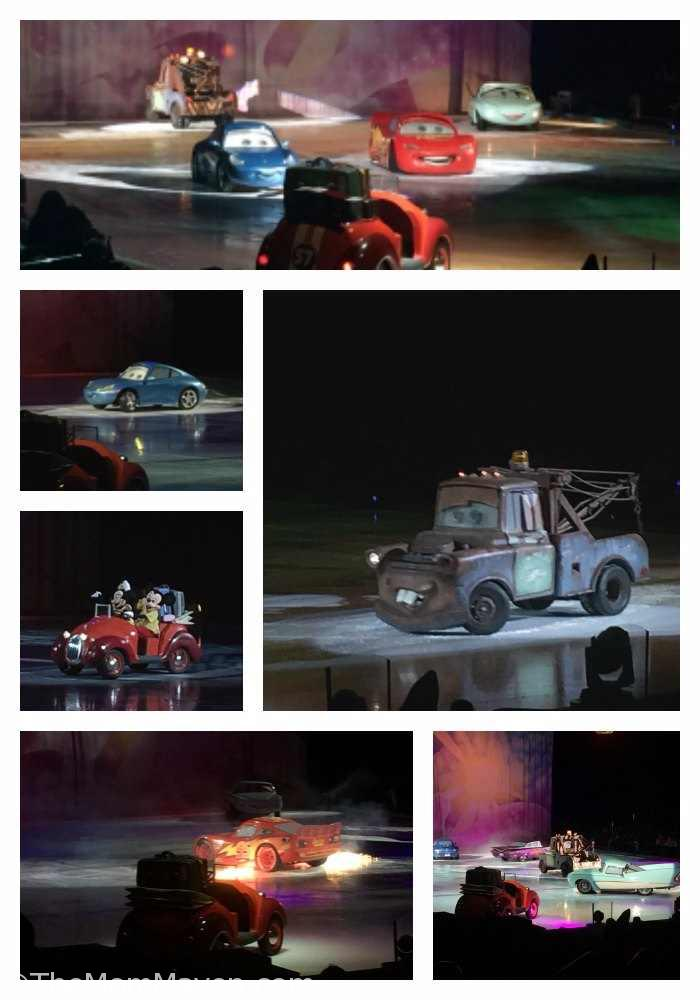 Our annual outing to see Disney on Ice is always a family favorite. The shows are appropriate for boys and girls of all ages. Disney Pixar Cars