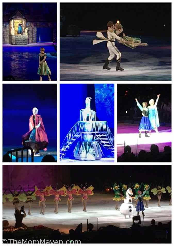 Our annual outing to see Disney on Ice is always a family favorite. The shows are appropriate for boys and girls of all ages. Frozen
