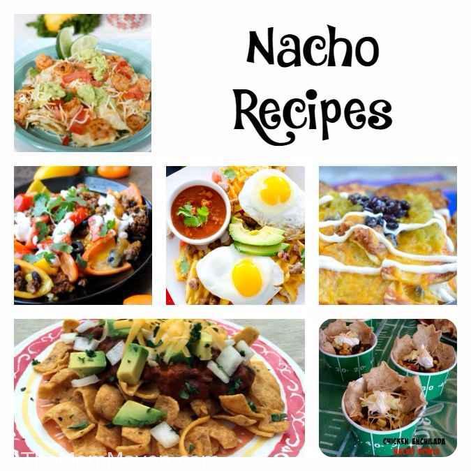Nachos With Shrimp Food Network
