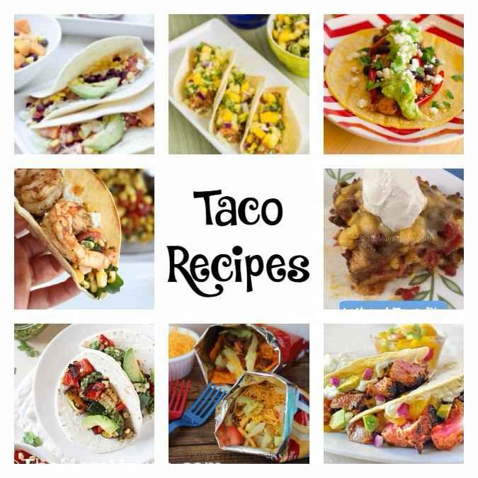 30+ Mexican Recipes to Crush Your Every Craving - Tacos