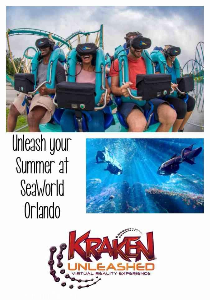 The excitement of Electric Ocean extends through SeaWorld Orlando with exclusive summer night entertainment.