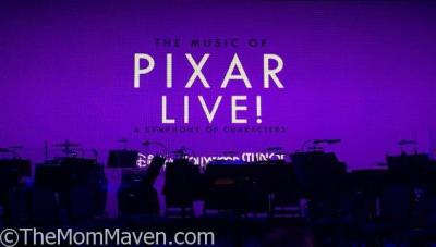 The Music of Pixar Live was a Treat for the Ears and Eyes