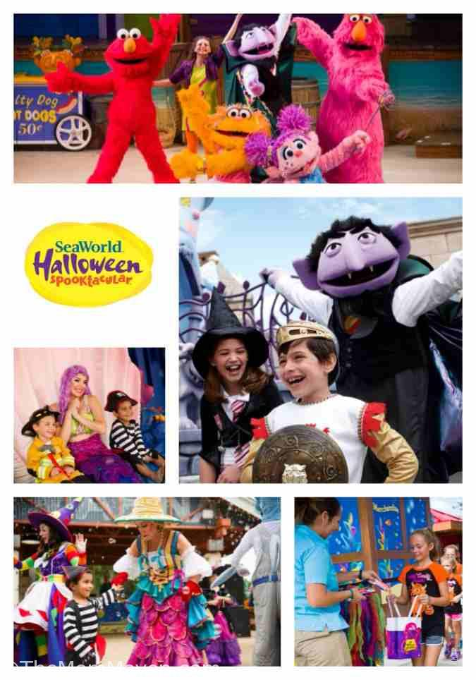 The 2017 SeaWorld Halloween Spooktacular takes place Saturdays and Sundays 9/23-10/29 from 11am-park close.
