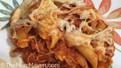Crockpot Chicken Parmesan Recipe
