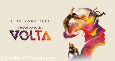 Cirque du Soleil VOLTA Coming to Tampa