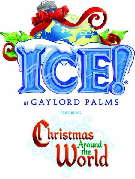 This holiday season, Gaylord Palms Resort will introduce ICE! featuring Christmas Around the World for the first time in Orlando