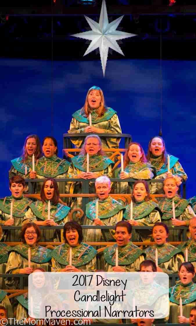 UPDATE: 2016 Candlelight Processional at Epcot Dining ...
