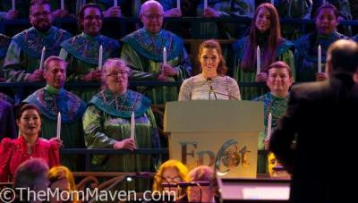 2017 Disney Candlelight Processional Celebrity Narrators
