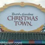 Our Visit to Christmas Town Busch Gardens Tampa Bay