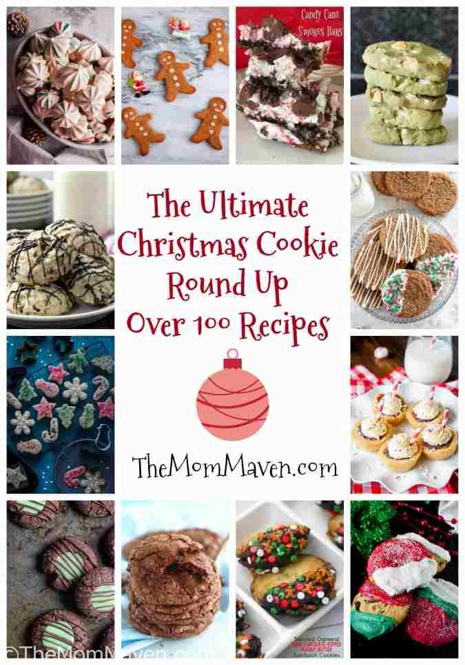The Ultimate Christmas Cookie Recipes Round Up - The Mom Maven