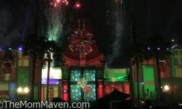Enjoying Christmas at Disney's Hollywood Studios
