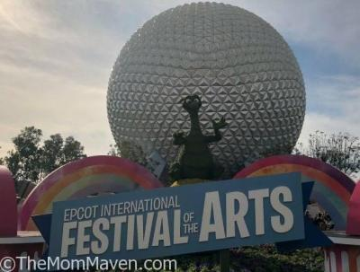 The Top 5 Must-Dos at the Epcot International Festival of the Arts