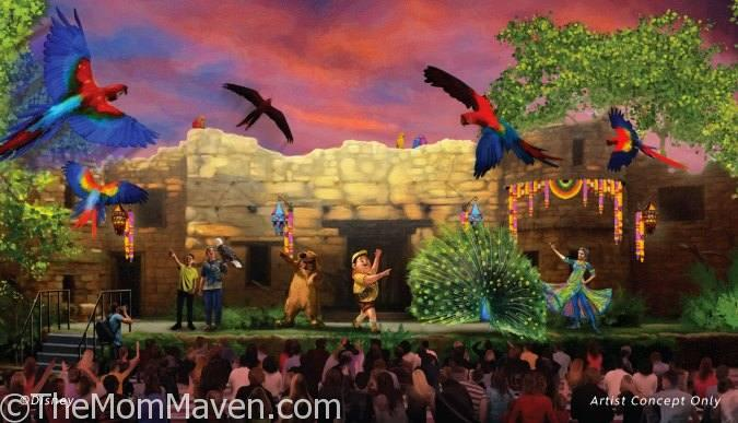 Disney's Animal Kingdom will mark its 20th anniversary on Earth Day, April 22, with more wild adventures than ever before – kicking off spring and setting the stage for an incredible summer filled with all-new events and experiences at the Walt Disney World Resort.