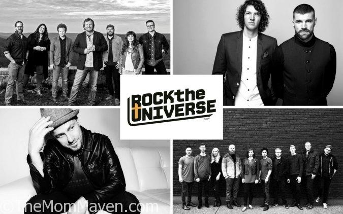 On September 7 and 8, Universal Orlando's Rock the Universe – Florida's biggest Christian music festival – returns for a weekend filled with faith and worship, alongside a remarkable concert line-up and exciting theme park thrills.