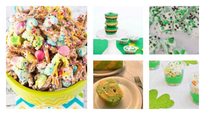 Every March 17th it seems we are all a little bit Irish. We Americans just like any reason we can find to celebrate! Today I'm sharing 45 St Patrick's Day recipes to help bring out your Irish side.