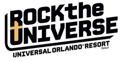 2018 Rock the Universe Artists Announced