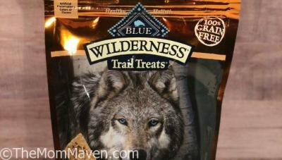 Blue Buffalo Wilderness Trail Treats for Dogs