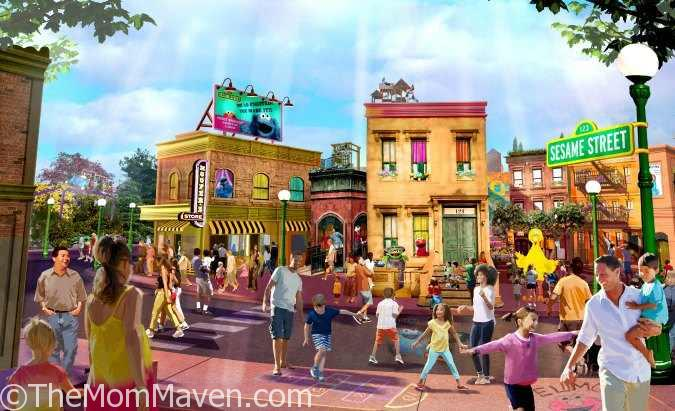 Families will be able to walk down Sesame Street for the very first time as Sesame Street at SeaWorld Orlando brings the world famous street to park guests, connecting them to all of the fun, laughter and learning of Sesame Street.