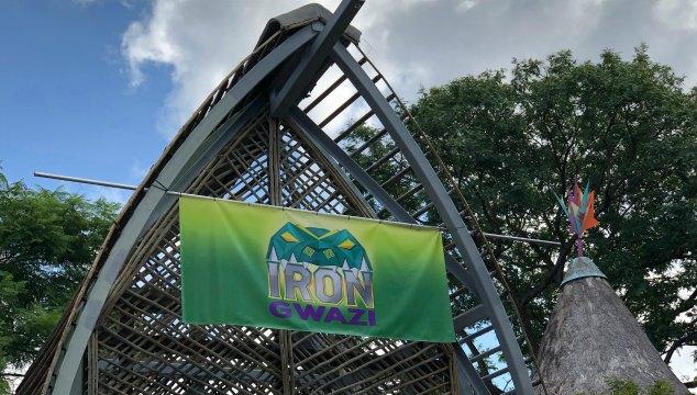 Iron Gwazi Surfacing Spring 2020 At Busch Gardens Tampa