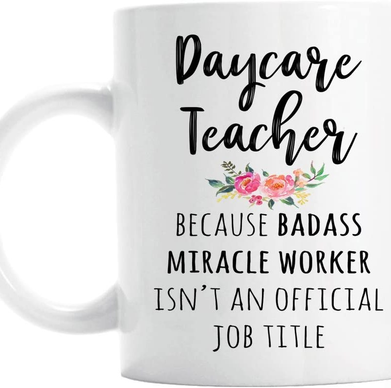 Daycare Teacher Gifts – Tips & Recommendations