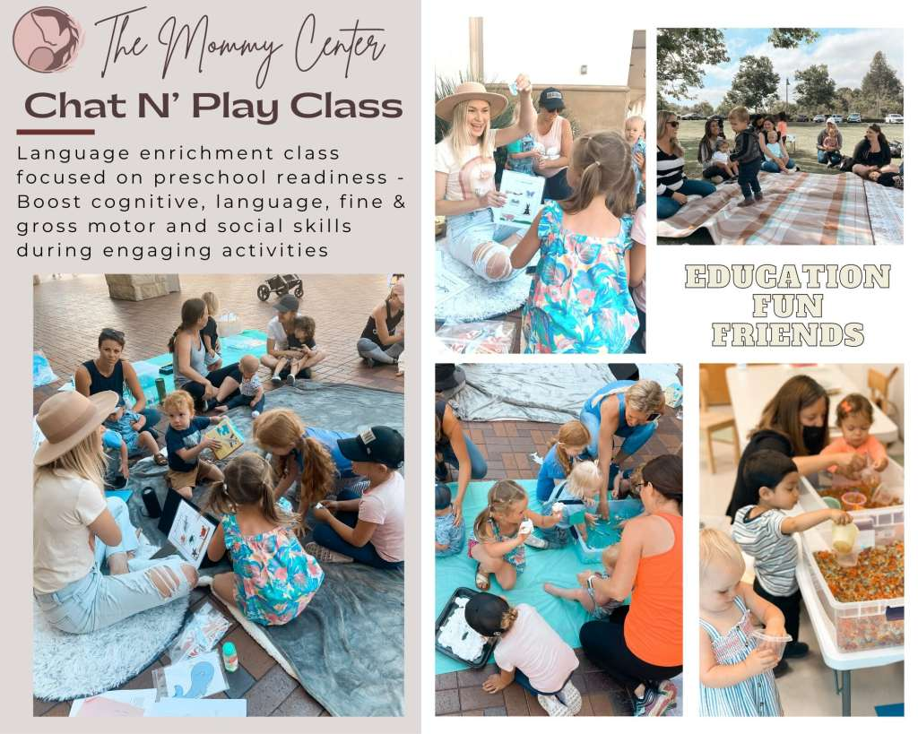 mommy center mommy and me class chat n play language enrichment fun learning