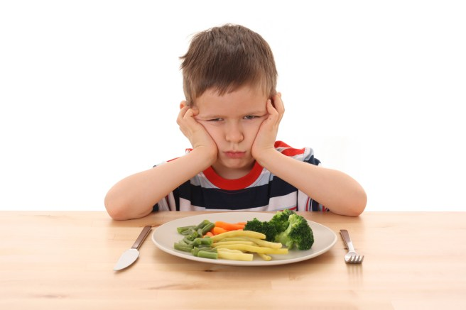 Picky Eaters…What's a parent to do?