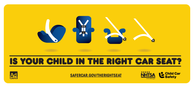 Which car seat is right for your child?