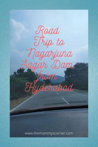 Road Trip To Nagarjuna Sagar Dam From Hyderabad