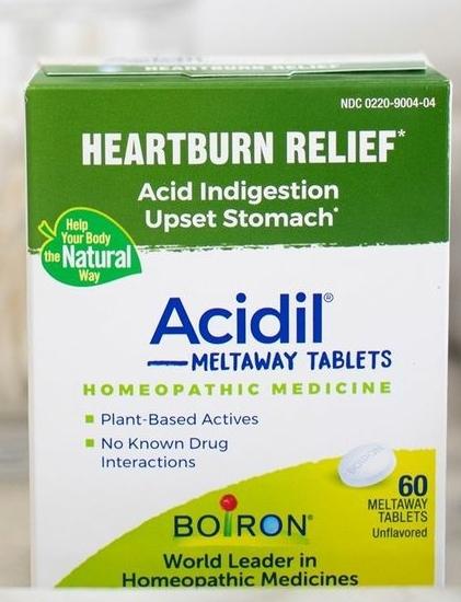 Acidil Heartburn Relief