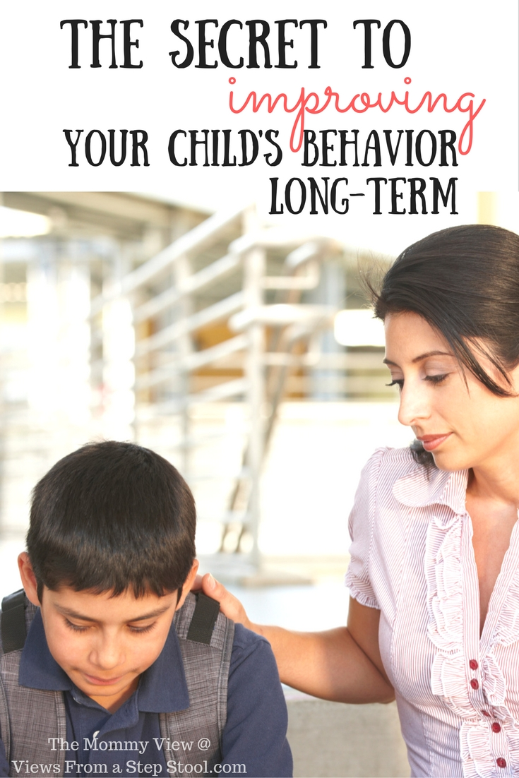 You CAN improve your child's behavior with this one simple trick, and it's not as tricky as you might think. See the benefits of listening.
