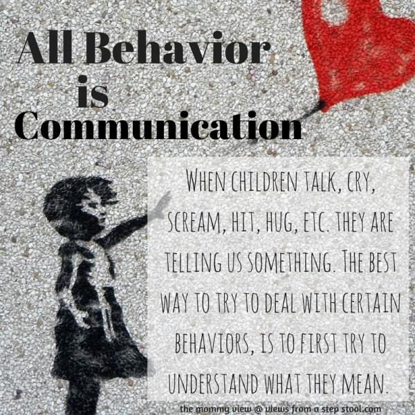 behavior is communication meme