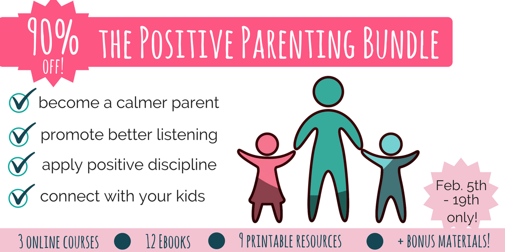 positive parenting bundle horizontal 3