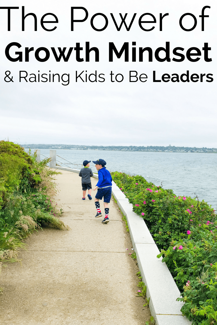 How growth mindset can help children become leaders, and insights from the BB&T Leadership Series. #growthmindset #positiveparenting #parentingtips #raisingkids #parenting