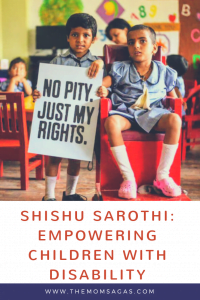 Shishu Sarothi - An Organization Empowering Children With Disability