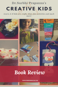 Book Review : Creative Kids by Dr. Surbhi Prapanna