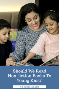 Should we read non-fiction books to young kids