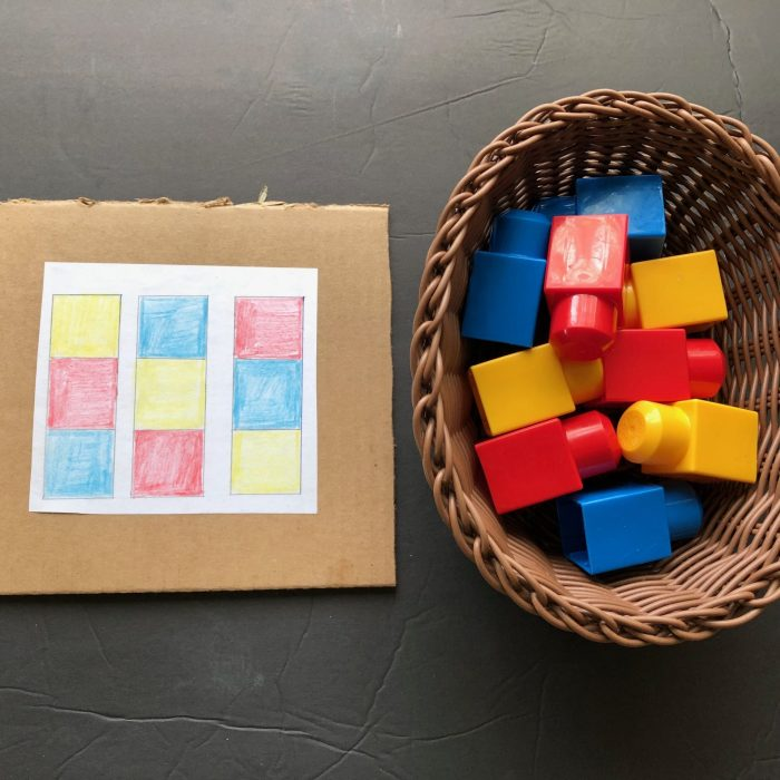 Activities for 30 to 36 months old toddlers- Part 4 Visual Discrimination