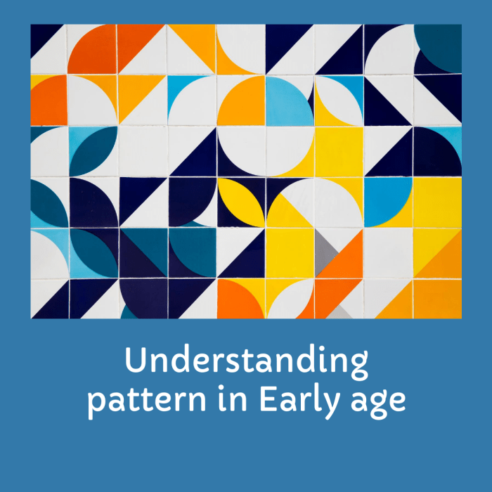 What Is Pattern And How To Teach about patterns to Child