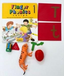 Jolly phonics for kids