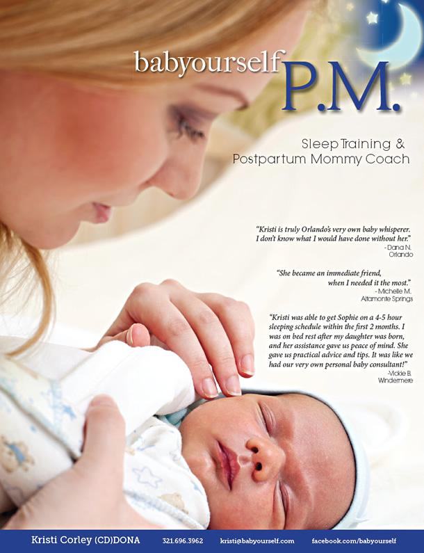 babyourself P.M. - Sleep training and postpartum mommy coach