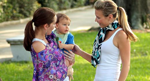 Breastfeeding On-the-Go