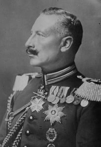 Kaiser Wilhelm King of Prussia