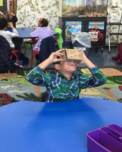 Google Expedition/photo by Antonia Martinelli